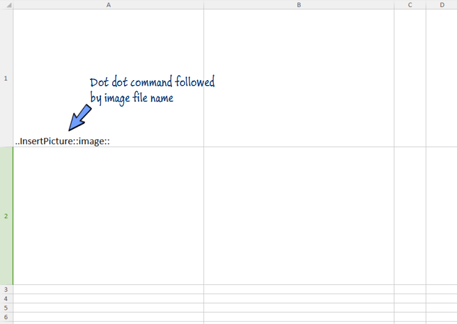 Auto insert picture into Excel spreadsheet